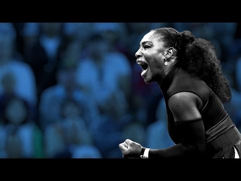Tennis Motivation with Serena William