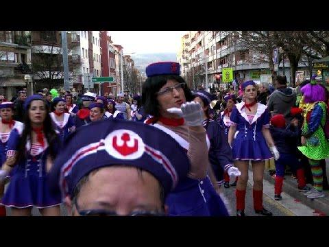 Desfile de Carnaval IRUN 2017
