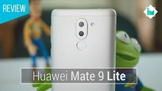 Huawei Mate 9 Lite - Review en español