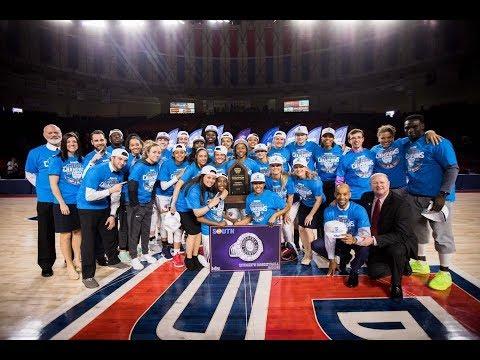 2017-2018 Liberty Women's Basketball Highlight Video