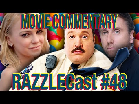 Razzlecast 48 Paul Blart Mall Cop 2009 Full Movie Commentary Youtube