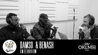 #LaSauce - Invité : DAMSO & BENASH sur OKLM Radio