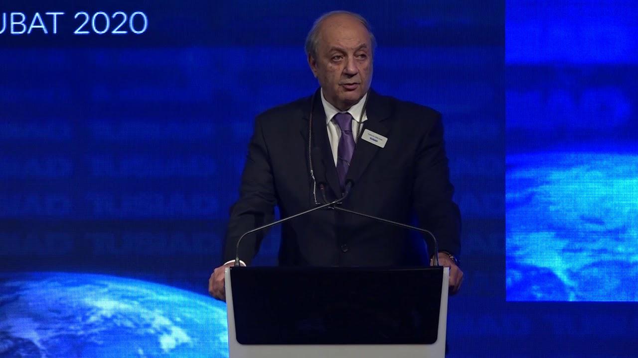 TÜSİAD YİK Başkanı Tuncay Özilhan - Genel Kurul Toplantısı Açılış Konuşması 6 Şubat 2020