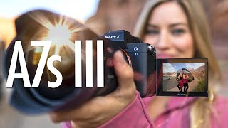 Sony A7s III Review!