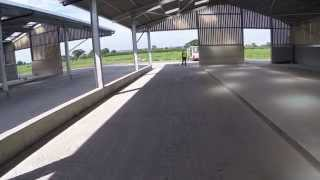 Knights Construction - Dairy Farm Expansion Cheshire