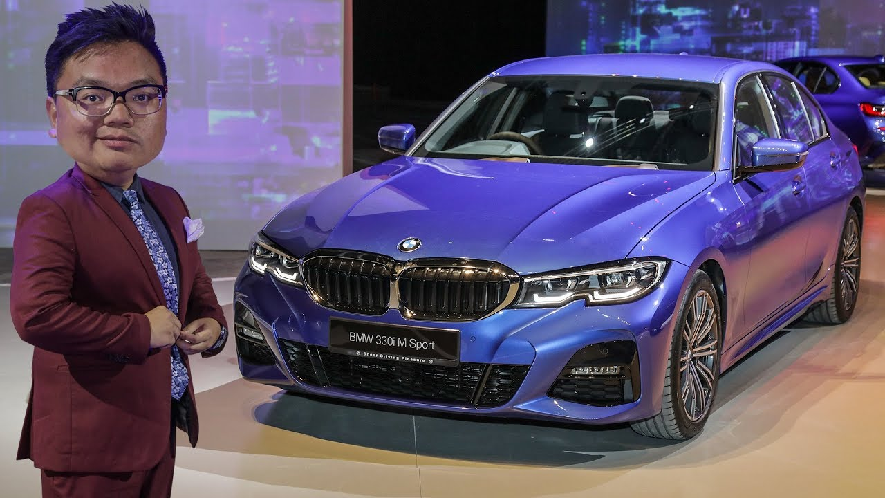 G20 BMW 3 Series launched in Malaysia: 330i, RM329k