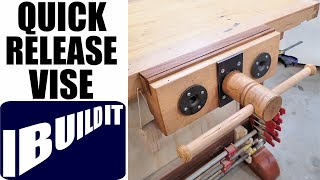 Building The Quick Release Vise