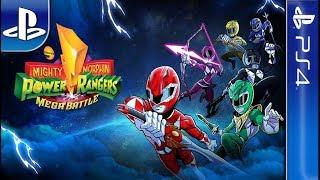 Longplay of Mighty Morphin Power Rangers: Mega Battle