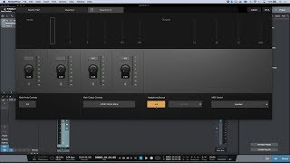 PreSonus Quantum 2: Using the A/B Headphone Source Toggle Button