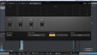 PreSonus Quantum 2: Using the A/B Headphone Source Toggle Button