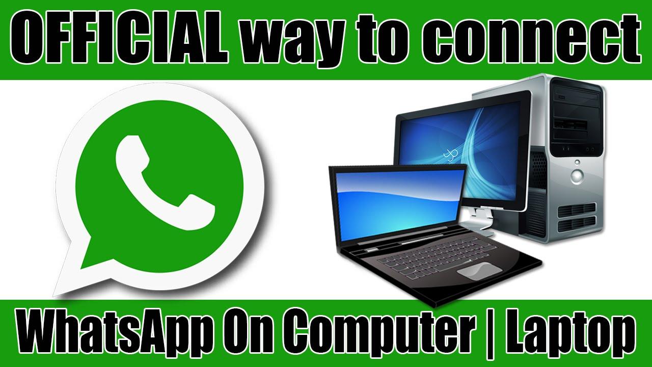 whatsapp für computer herunterladen