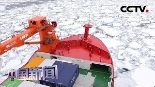 [中国新闻] 关注第36次南极科考 | CCTV中文国际