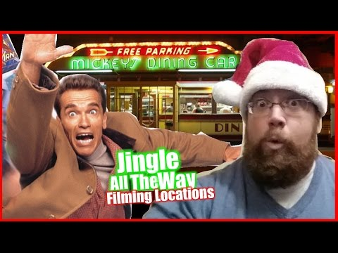 JINGLE ALL THE WAY - FILMING LOCATIONS - Matt's Rad Show