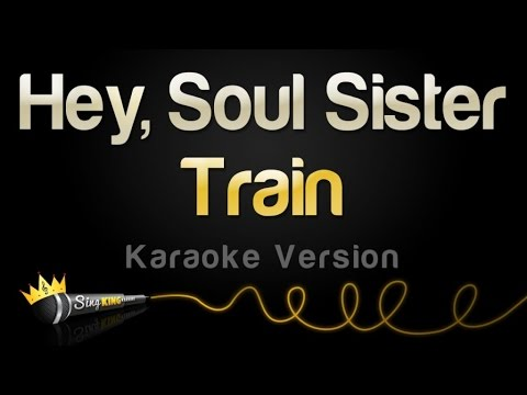 Train  Hey, Soul Sister Karaoke Version