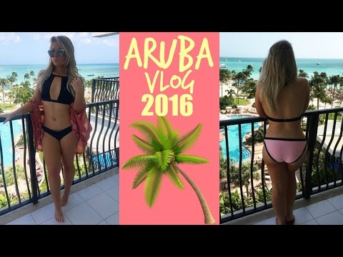 TRAVEL VLOG | Aruba 2016!