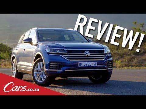 New Volkswagen Touareg Review - Premium SUV Bargain?