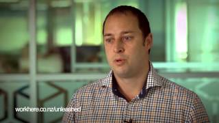 Gareth Berry - Unleashed Software - Workhere New Zealand
