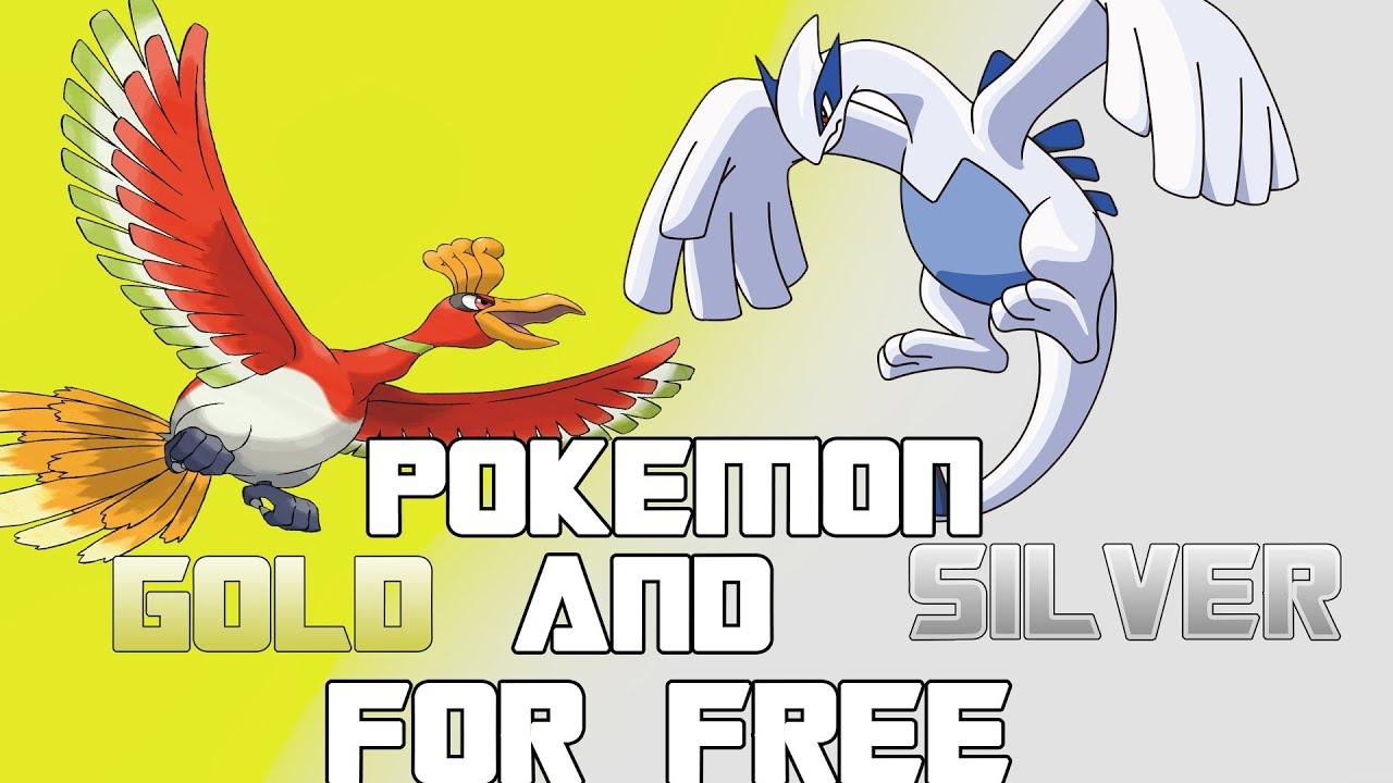 Pokémon gold • silver emulator download.
