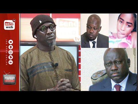 Assane Diouf «violeurs yangi si télé yi di wakh...Bassirou Gueye ..sama yone nekoul si sonko …»