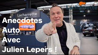 L'Interview Auto de Julien Lepers ! La Charrette 1807