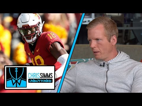 The case for and against Hakeem Butler   Chris Simms Unbuttoned   NBC Sports