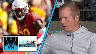 The case for and against Hakeem Butler | Chris Simms Unbuttoned | NBC Sports