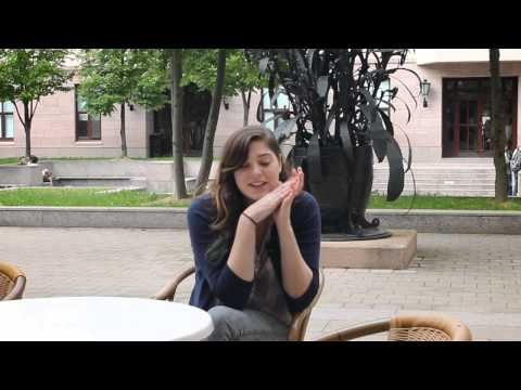 From International Students with Love: Sarah Axelrad to Ozlem Altan