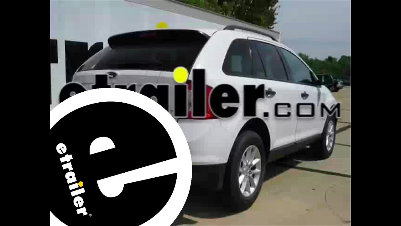 maxresdefault installation of a trailer hitch on a 2014 ford edge etrailer com 2014 ford edge trailer wiring harness at aneh.co