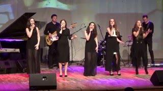 Концерт класса эстрадного вокала Лилии  Вишняковой