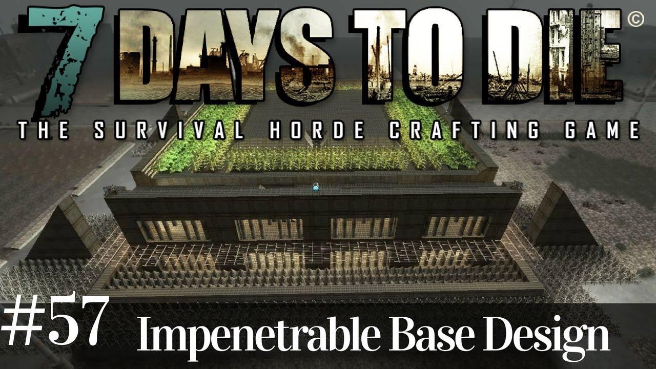 Best Base To Build In  Days To Die