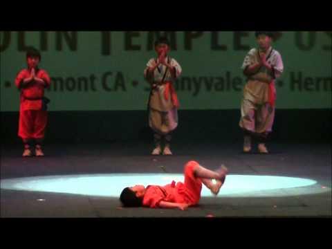 Fremont SF VA Student Performance at Shaolin Day 10th Anniv