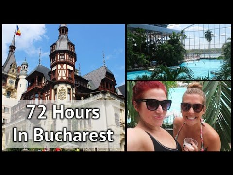 72 Hours in Bucharest | xameliax Travel Vlog