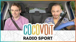 Cocovoit - Radio Sport