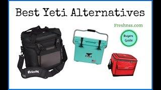 Best Yeti Alternatives: Coolers like Yeti (2019 Buyers Guide)