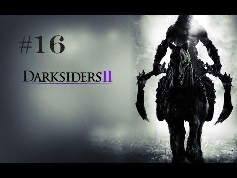 Darksiders II Guia Parte 16- Gran Juez (1/2)