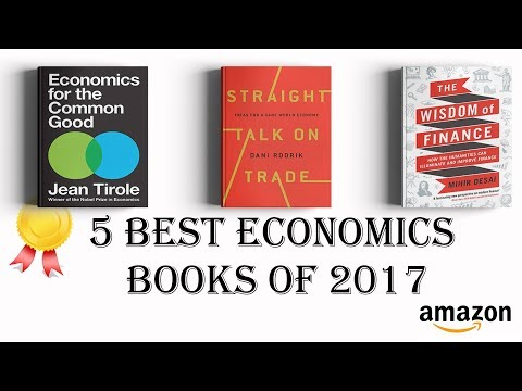The Best Economics Books Of 2017, Recommended By Diane Coyle