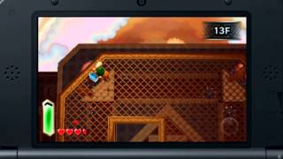 First Trailer for The Legend of Zelda: A Link Between Worlds