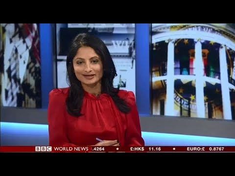 Rajini Vaidyanathan - BBC World News America