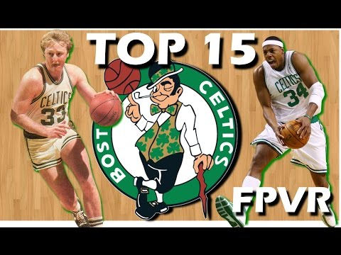 Boston Celtics Top 15 Players in History