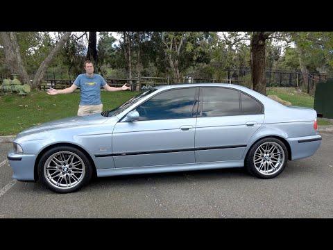 BMW E39 M5 - это лучший из всех седанов BMW