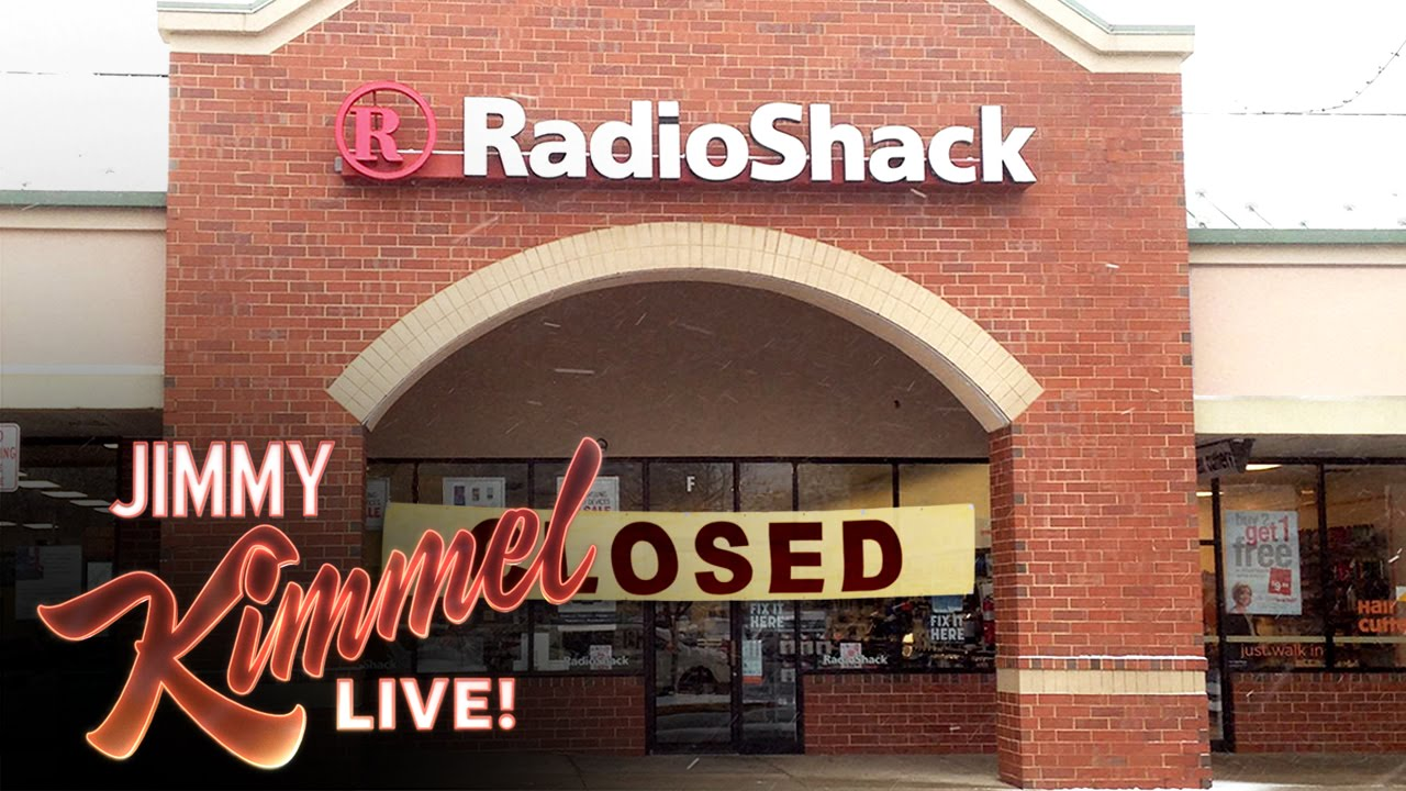 RadioShack's Going Out of Business Sale - YouTube