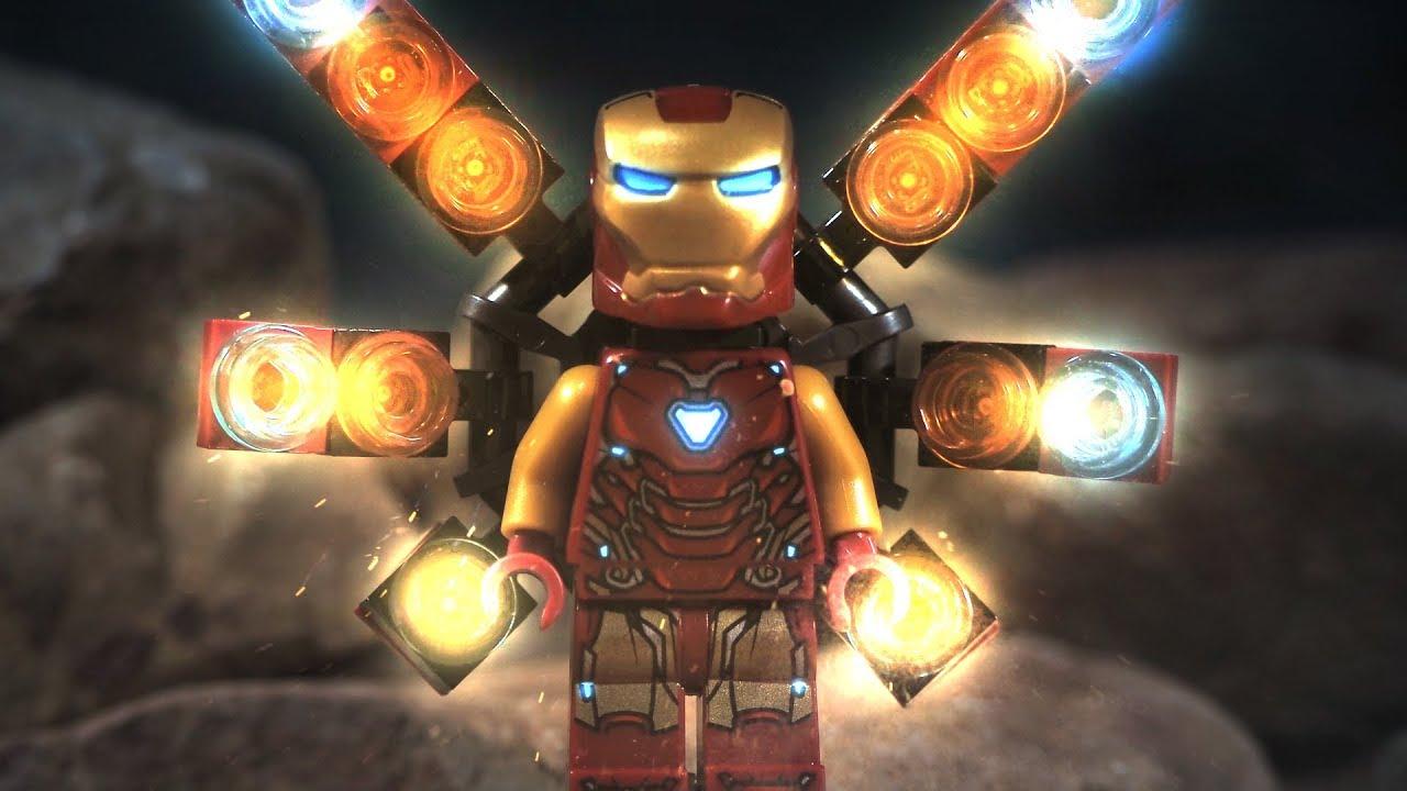LEGO Avengers Endgame Final Battle Part 2 - YouTube
