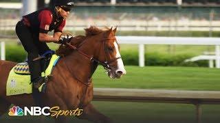 Belmont Stakes 2018: Bob Baffert, Mike Smith eye Triple Crown history I NBC Sports