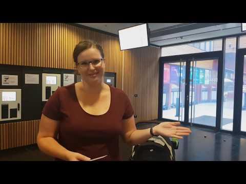 Uni Leipzig: Der Eltern-Vlog // Unterwegs auf dem Campus mit Kind (05)