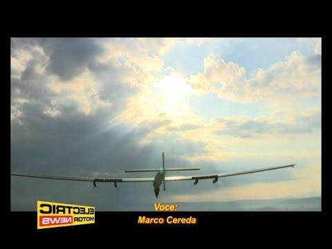 Solar Impulse prepara il volo attorno al mondo - Electric Motor News n° 19 (2014)