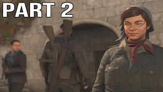 Sniper Elite 4 Gameplay Walkthrough Part 2 - PS4 Pro Gameplay