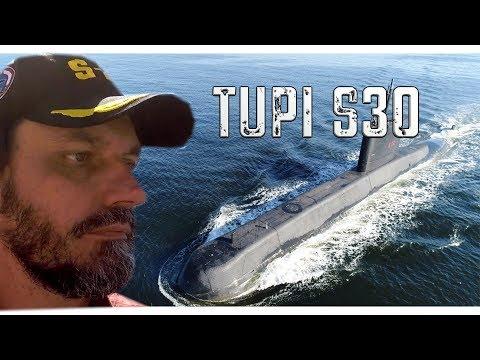 FORÇA DE SUBMARINOS TUPI S 30 ( HISTÓRIAS & CURIOSIDADES NO MUNDO MILITAR).