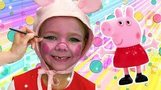 Peppa Pig Face Paint | WigglePop