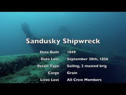 Mackinac Straits Diving July 3rd 2017