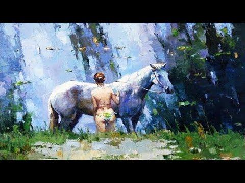 Современная русская живопись: художник Алексей Зайцев (Alexey Zaitsev)